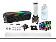 Thermaltake Pacific M360 Plus D5 Hard Tube Water Cooling Kit