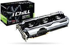 Inno3D iChill GeForce GTX 1070 Ti X3 V2 8GB