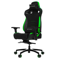 Vertagear Racing P-Line PL4500 Gaming Chair Black Green