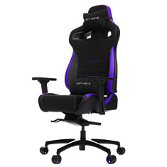 Vertagear Racing P-Line PL4500 Gaming Chair Black Purple