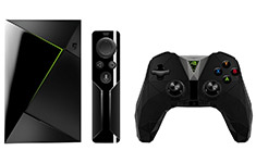 Nvidia Shield TV with Controller and Remote