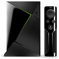 Nvidia Shield TV with Remote