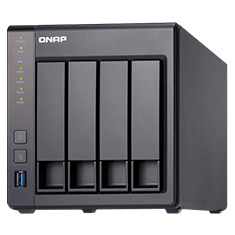 QNAP TS-431X2-2G 4 Bay NAS with 2GB RAM