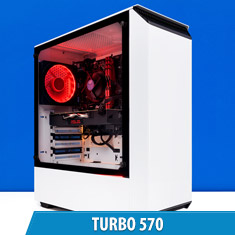PCCG Turbo 570 Gaming System