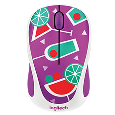 Logitech M238 Wireless Mouse Cocktail