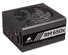 Corsair RM650x Gold 650W Power Supply