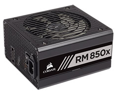 Corsair RM850x Gold 850W Power Supply