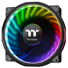 Thermaltake Riing Plus 200mm Addressable RGB Case Fan