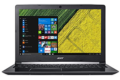 Acer Aspire 5 15.6in Windows 10 Home Laptop [A515-51-55HV]