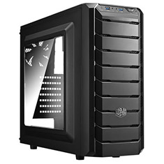 Cooler Master CMP-500 Case with Elite V3 600W Power Supply