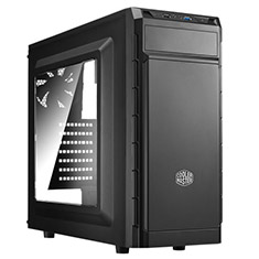 Cooler Master CMP-501 Case with Elite V3 600W Power Supply
