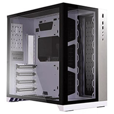 Lian Li PC-O11 Dynamic Tempered Glass Case White