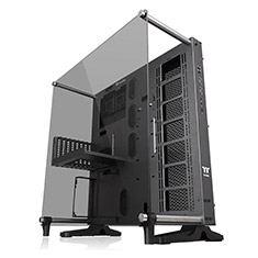 Thermaltake Core P5 Tempered Glass Ti Edition Wall-Mount Chassis