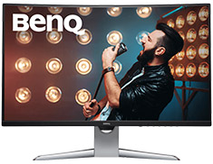 BenQ EX3203R QHD 144Hz Freesync HDR Curved 32in Monitor