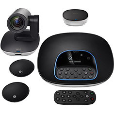 Logitech Group Video Conference Camera