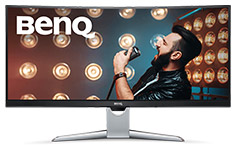 BenQ EX3501R UWQHD 100Hz HDR Curved 35in Monitor
