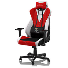 Nitro Concepts S300 Gaming Chair SL Benfica Lisbon SE