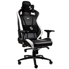 noblechairs EPIC PU Leather Gaming Chair SK Edition