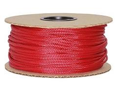 ModSmart Kobra Sleeve 1/8Inch - UV Red - Per Metre