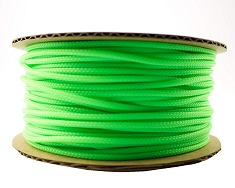 ModSmart Kobra Sleeve 1/8Inch - UV Green - Per Metre