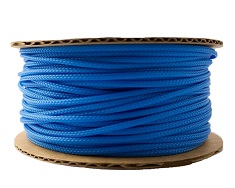 ModSmart Kobra Sleeve 1/8Inch - UV Blue - Per Metre