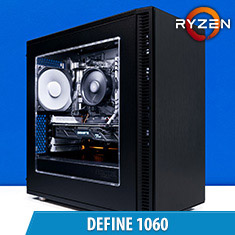 PCCG Define 1060 Gaming System