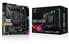 ASUS ROG Strix B450-I Gaming Motherboard