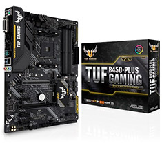 ASUS TUF B450 Plus Gaming Motherboard