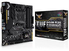 ASUS TUF B450M Plus Gaming Motherboard