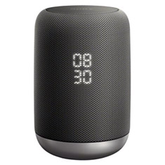 Sony LFS50GB Google Assistant Smart Speaker Black