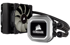 Corsair Hydro Series H75 V2 120mm Liquid CPU Cooler