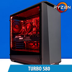 PCCG Turbo 580 Gaming System