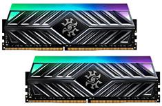 ADATA XPG Spectrix D41 RGB 2666MHz 32GB (2x16GB) DDR4 Grey