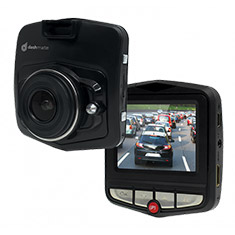 Dashmate DSH-410 HD Dash Cam with 2.3in Display
