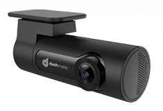 Dashmate DSH-680 Discreet Full HD Dash Camera with GPS and WiFi