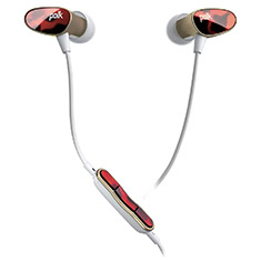 Polk Audio Nue Era In-Ear Headphones Tortoise