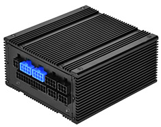 SilverStone Nightjar NJ450-SXL Platinum 450W Power Supply