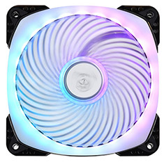 SilverStone AP124 Addressable RGB 120mm Fan