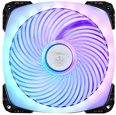SilverStone AP142 Addressable RGB 140mm Fan