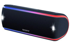 Sony SRSXB31B Stepup Extra Bass Wireless Speaker Black