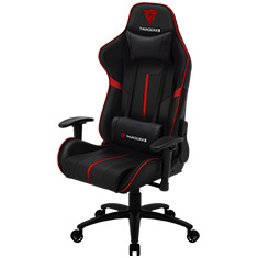 Aerocool ThunderX3 BC3 Gaming Chair Black Red