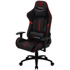 Aerocool ThunderX3 BC3 Gaming Chair Black Red