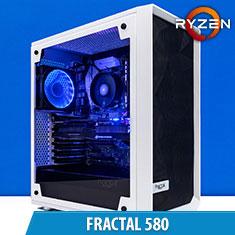 PCCG Fractal 580 Gaming System