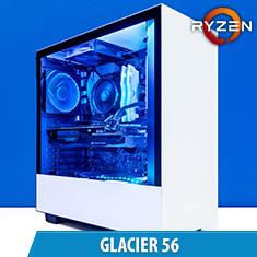 PCCG Glacier 56 Gaming System