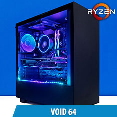 PCCG Void 64 Gaming System