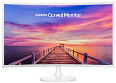Samsung C32F391 Full HD Curved 31.5in Monitor