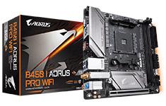 Gigabyte B450 I Aorus Pro WiFi Motherboard
