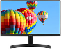 LG 27MK600M-B 27in Full HD IPS Freesync Monitor