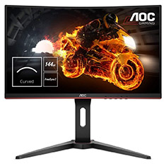 AOC C27G1 27in Curved Full HD 144Hz Freesync VA Gaming Monitor