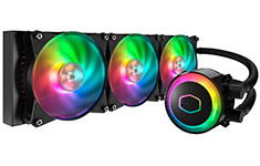 Cooler Master MasterLiquid ML360R Addressable RGB AIO CPU Cooler